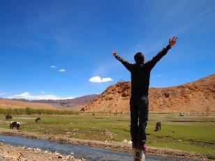 チベットで元気玉.jpg