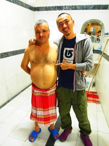 ハマムの親父と....jpg