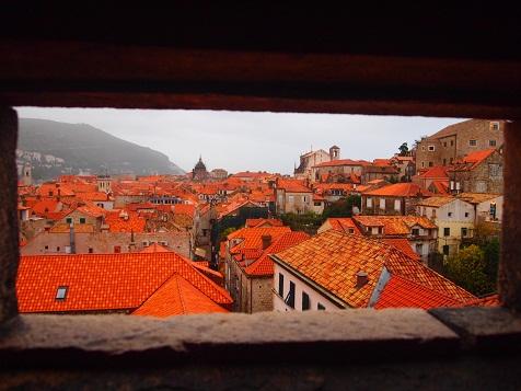 城壁の中からのドブロブニク.jpg