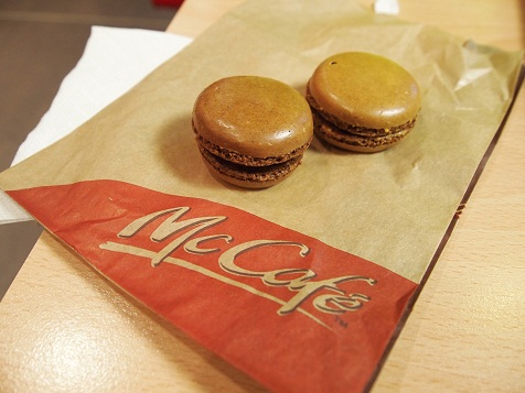 マカロン@McCafe in Paris.jpg
