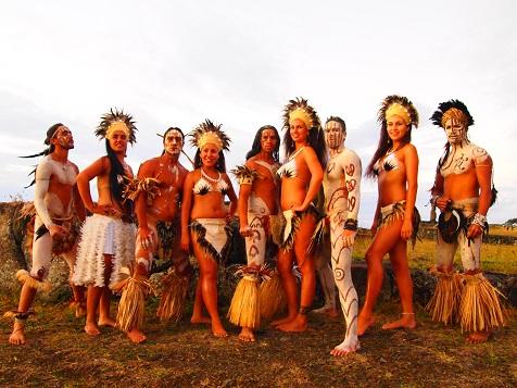 イースター島の祭!『TAPATI』&...