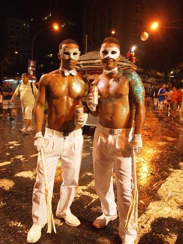 Rio Branco通りのカーニバル1.jpg