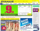 ヨーロッパの格安航空会社/Ryanair