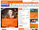 ヨーロッパの格安航空会社/easyJet